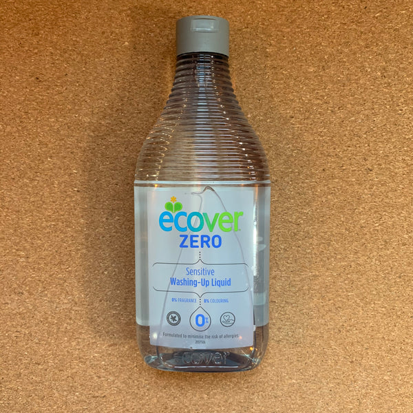 Zero Washing Up Liquid - 450ml - Ecover