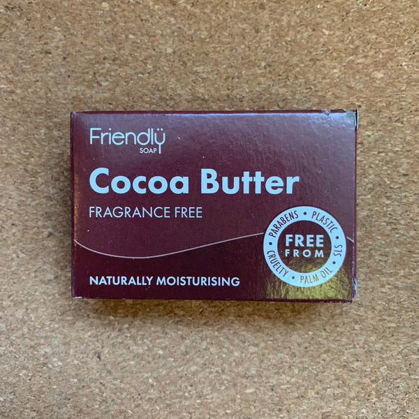 Cocoa Butter Facial Bar - 95g
