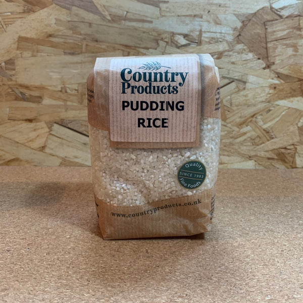 Pudding Rice - 500g - Country Products