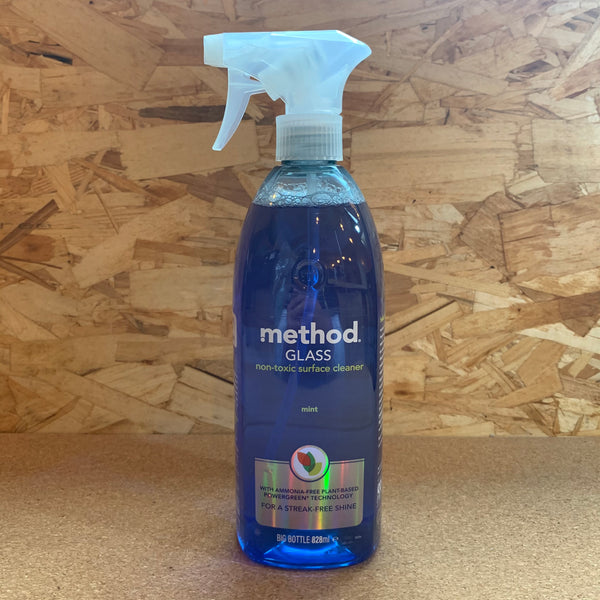 Glass + Surface Cleaner - Mint - 828ml - Method