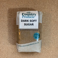 Dark Soft Sugar - 500g - Country Products