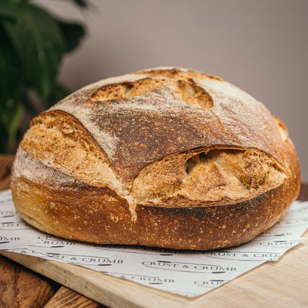 Thurs/Fri Only - Bondgate Bakery White Sourdough - Large