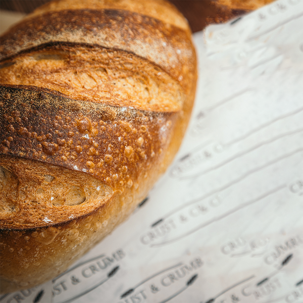 Thurs/Fri Only - Bondgate Bakery White Sourdough - Regular