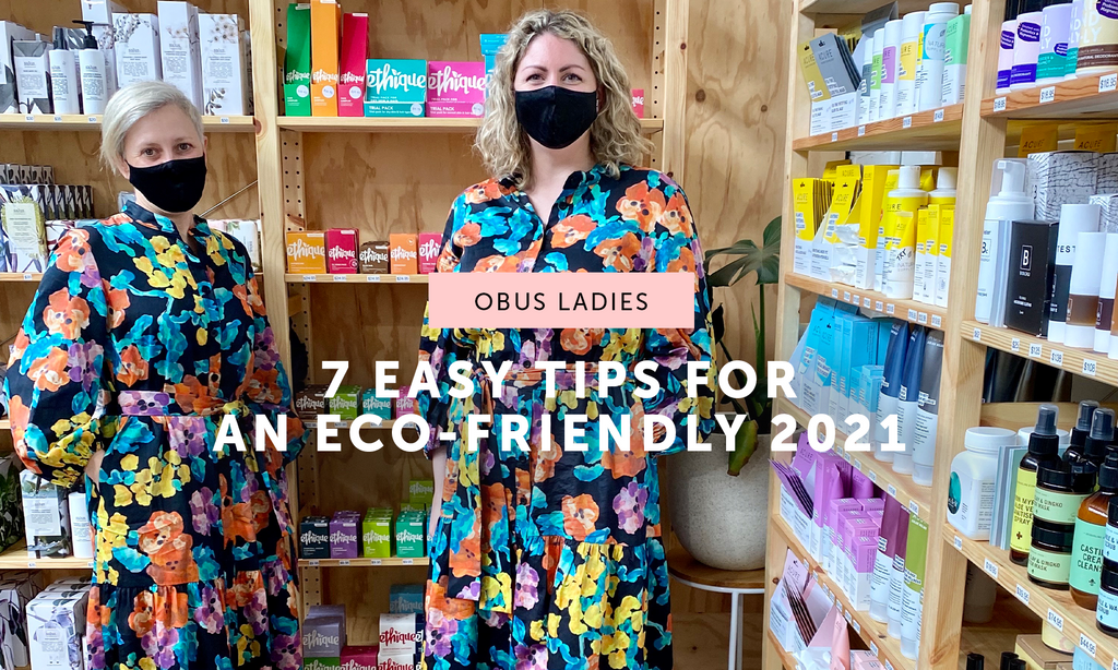 7 Easy Tips for an Eco-friendly 2021 with Celeste from Natural Supply Co.