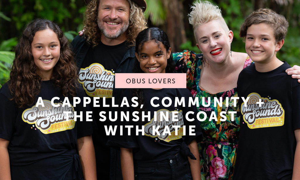 A CAPPELLAS, COMMUNITY + THE 
