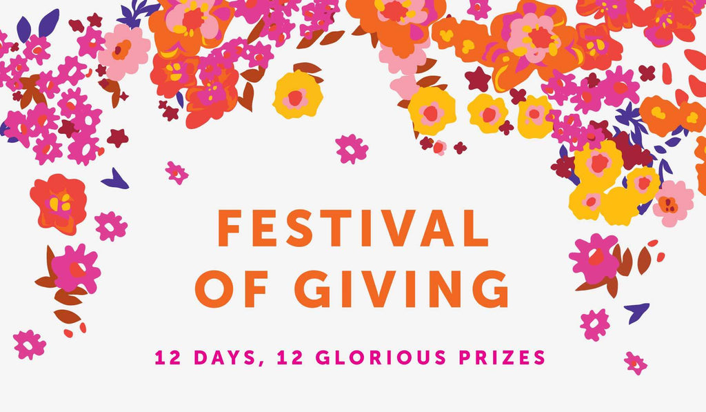 GIVEAWAY! Festival of Giving 2019