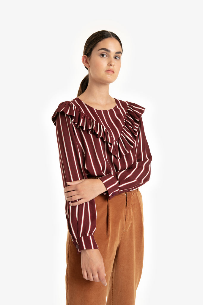 Polarity Blouse