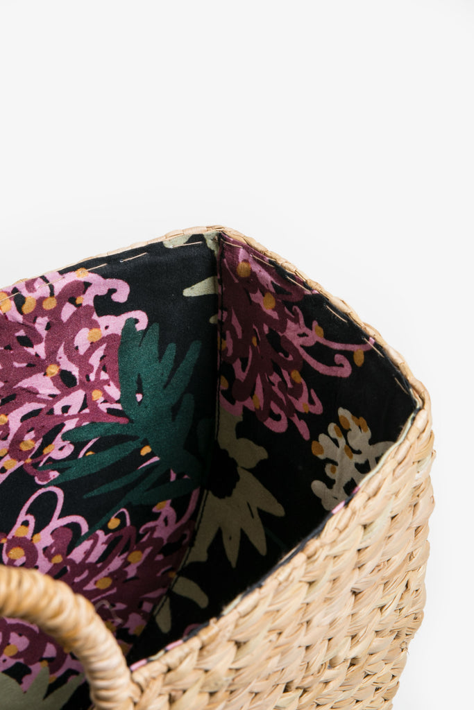 Beachcomber Seagrass Basket