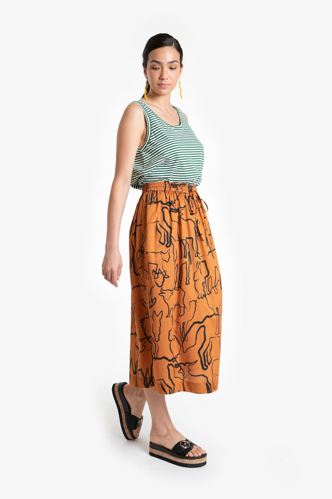 Visitors Skirt