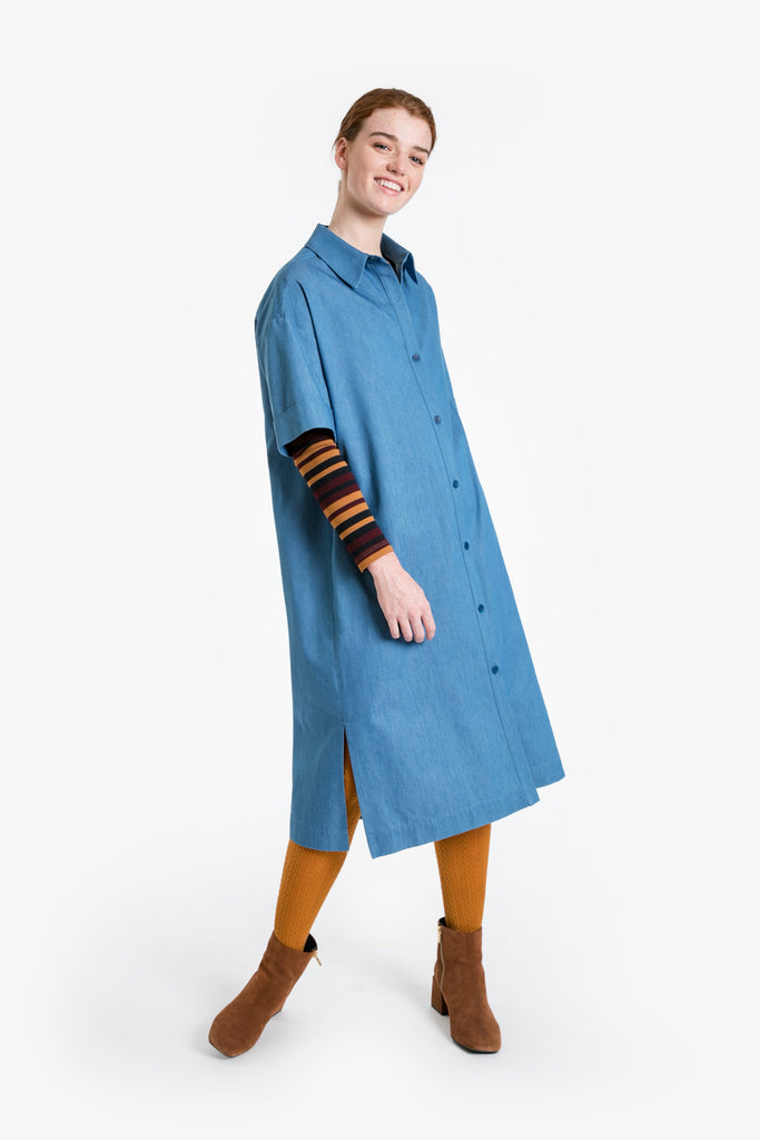 Yulong Shirt Dress
