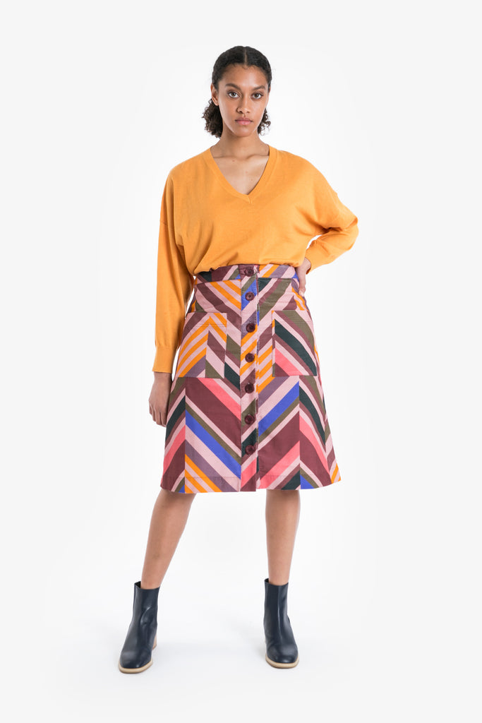 El Castillo Skirt