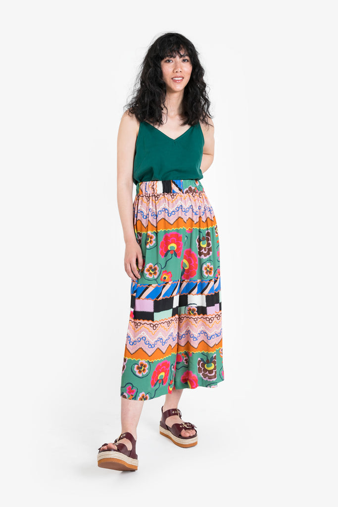 Good Fortune Culotte