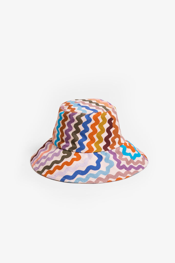 Good Vibrations Sun Hat