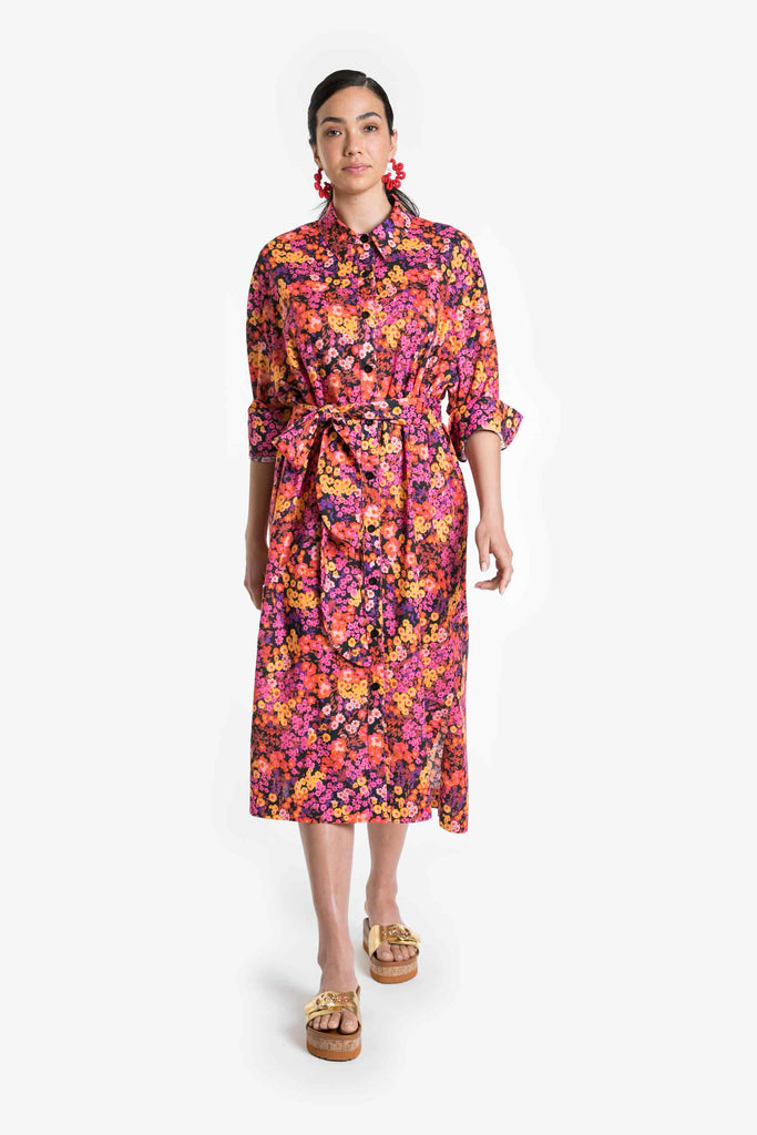 Jubilee Shirt Dress