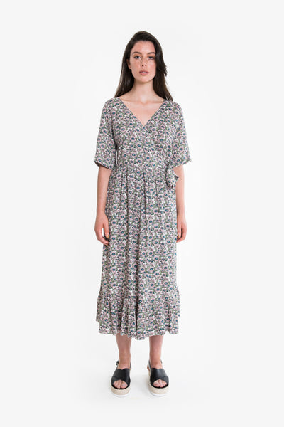 Livadia Wrap Dress