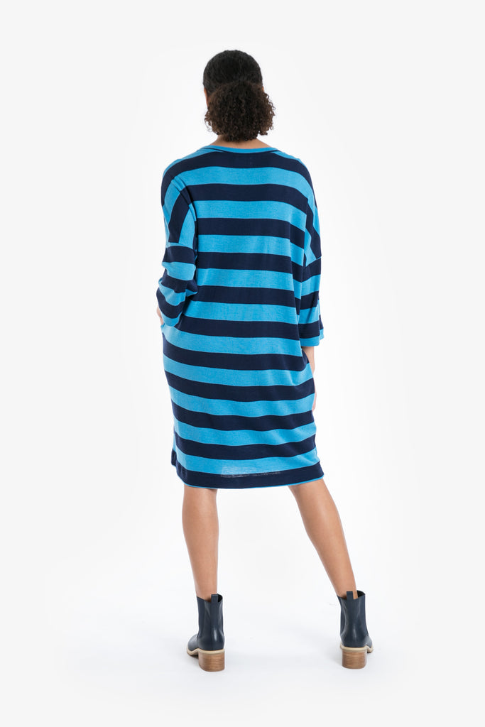Merino Traveller Rib Dress S/19