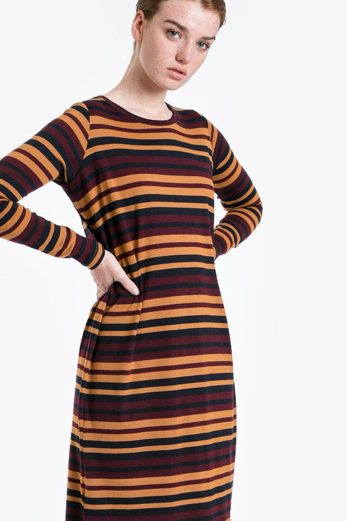 Merino Traveller Dress W/19