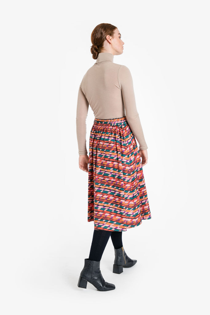 Seven Songs Skirt