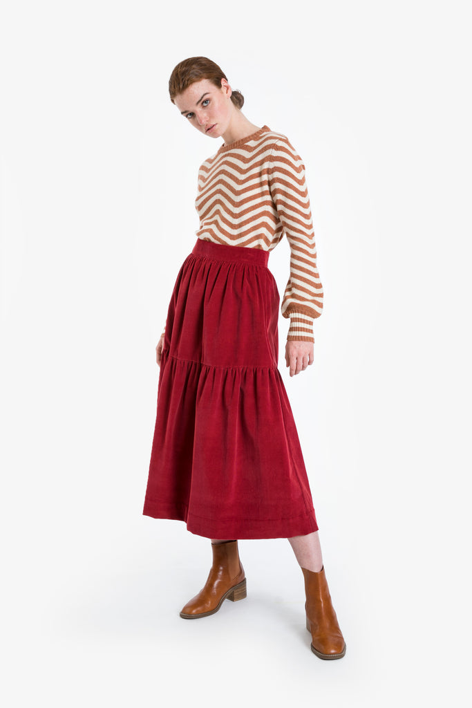 Stillness Skirt