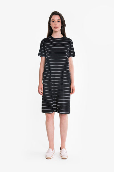 Traveller Crew Neck Dress AW/18