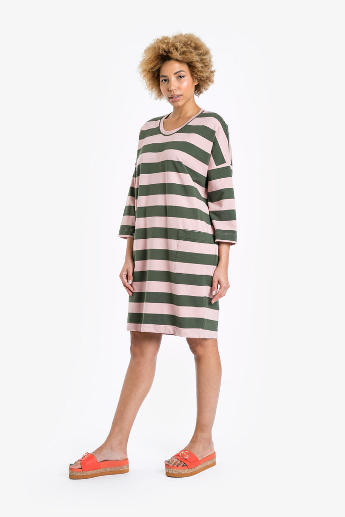 Traveller Terry Dress SS/19