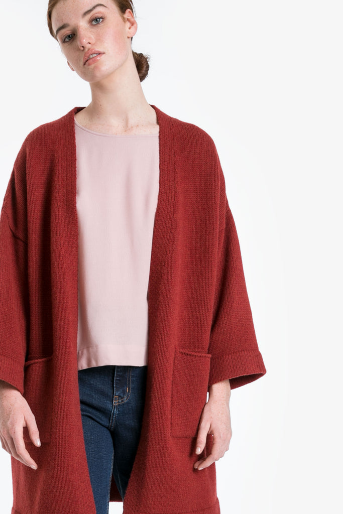 Two Fires Cardigan