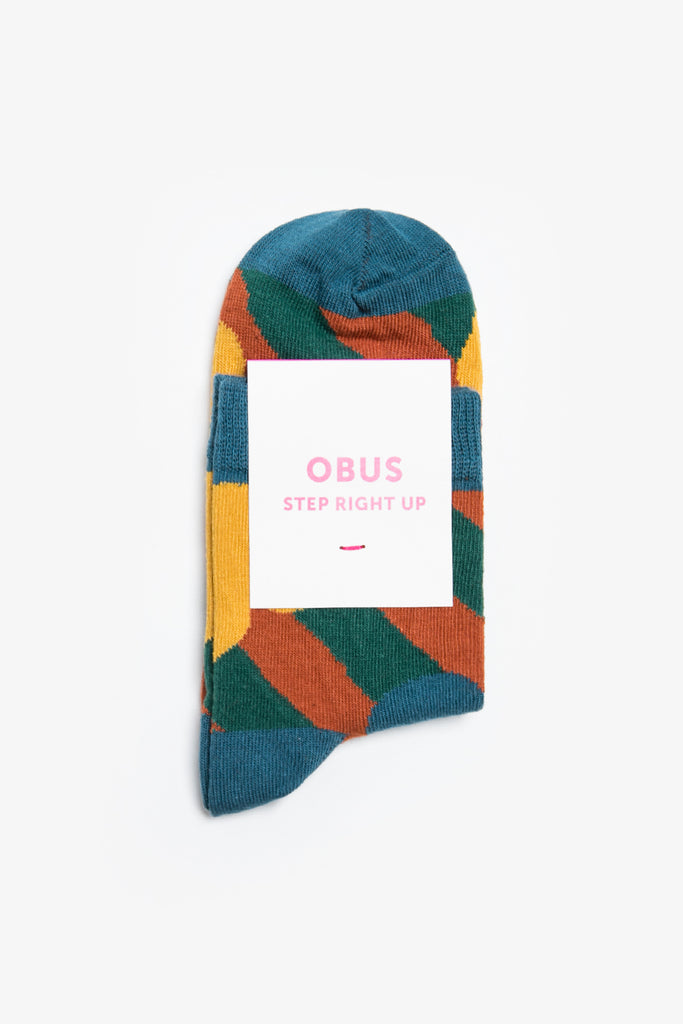 Quiet World Short Sock