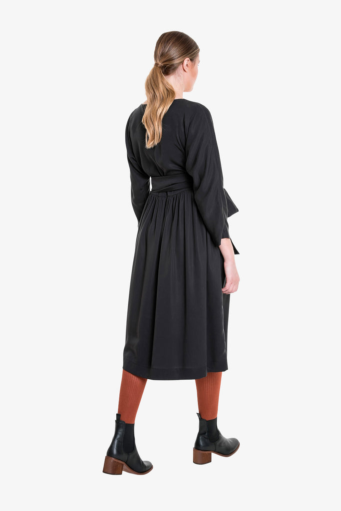 Ume Wrap Dress