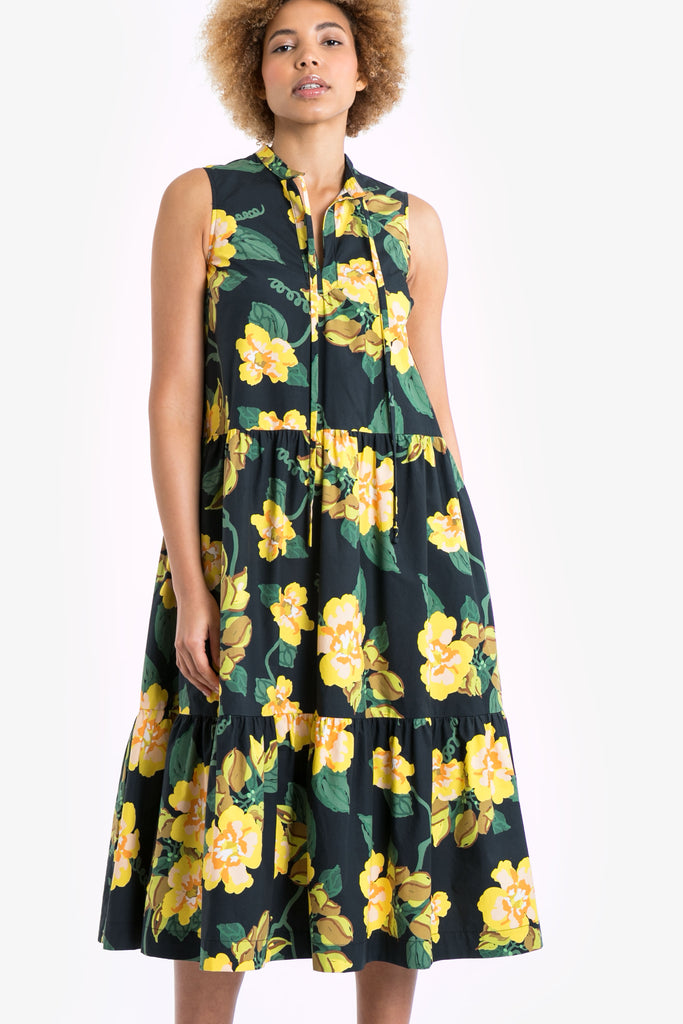 Yellow Bells Dress