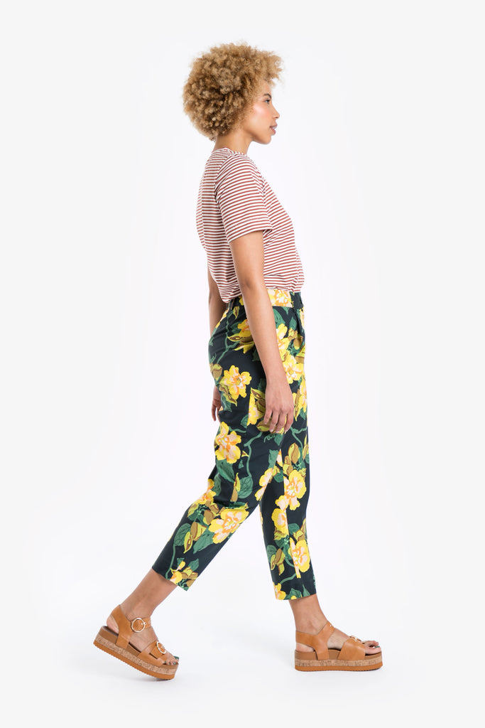 Yellow Bells Pant