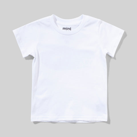DUNDEE SS TEE WHITE