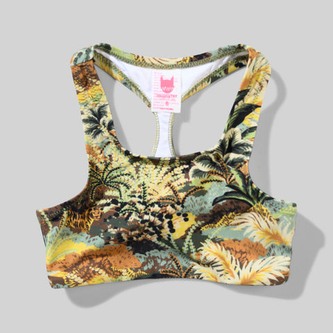 JUNGLE KOVA CROP TOP
