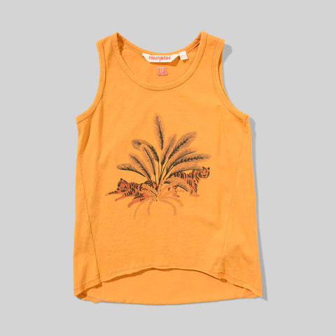 ZIGGY TANK MINERAL SUNFLOWER