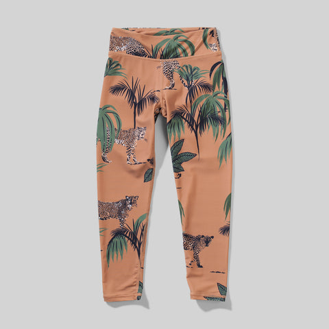 VALLEY LEGGINGS PALM LEOPARD