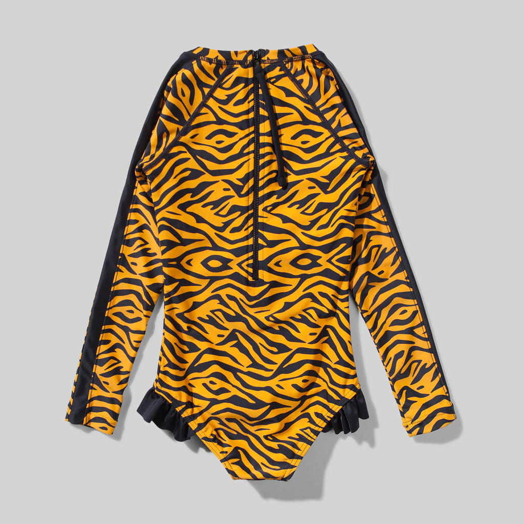 TIGER STRIPES PADDLESUIT
