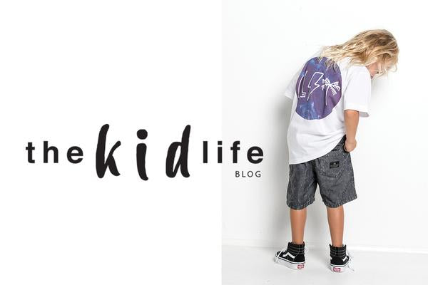 The Kid Life Blog