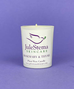 Cleanse Rosemary & Thyme Wax Room Candle 30cl