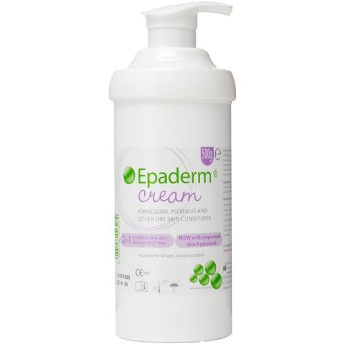 Epaderm Cream 500g | Skin Care | Diabetic Supply