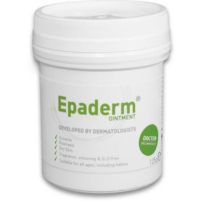 Epaderm Ointment 125g | Skin Care | Diabetic Supply