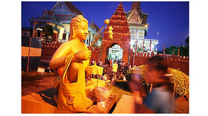 Cambodian National Holiday - Pchum Ben