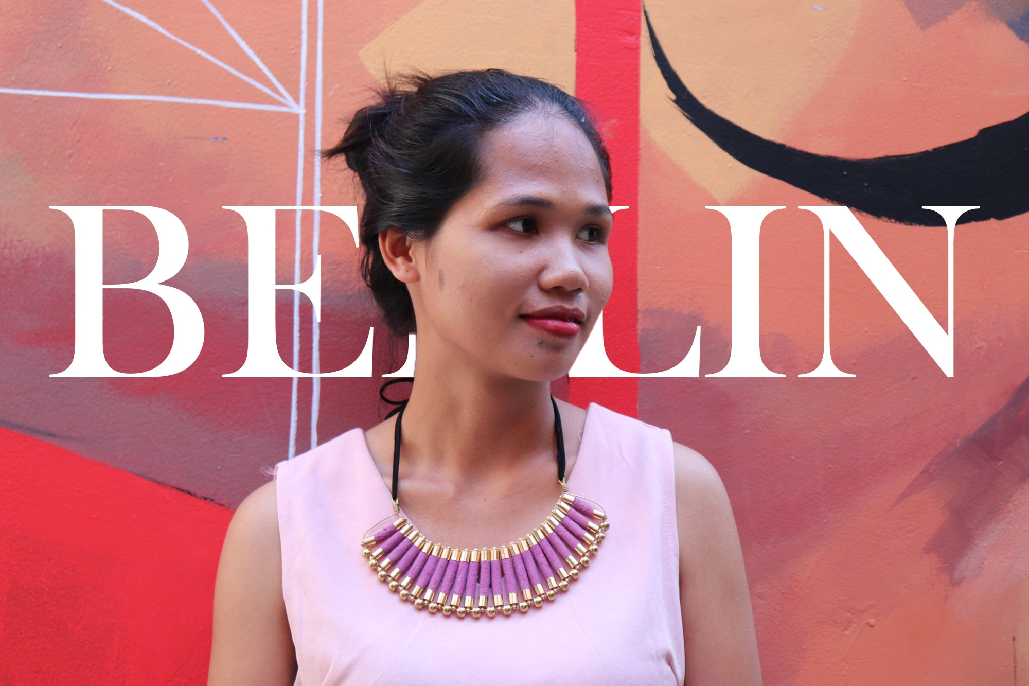 Berlin Collection Apsara Necklace