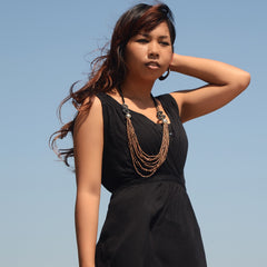 Coco Necklace Necklaces Khmer Creations Jewellery - Penh Lane