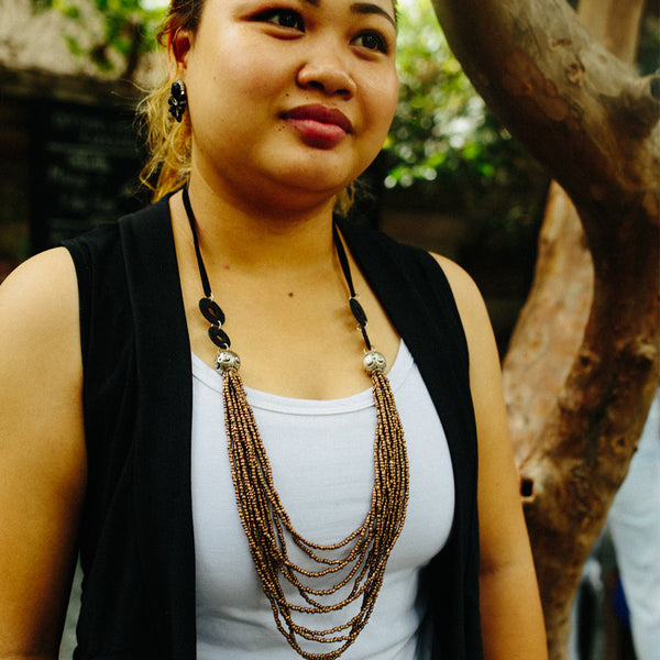 Coco Necklace Necklaces Khmer Creations