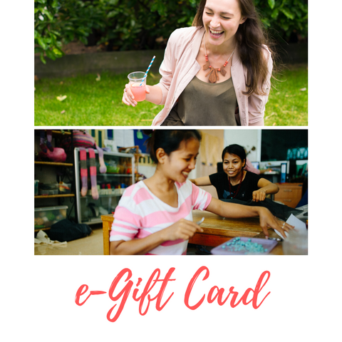 Gift Card Gift Card Khmer Creations