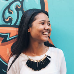 Ocean Shadow Necklaces Khmer Creations - Penh Lane