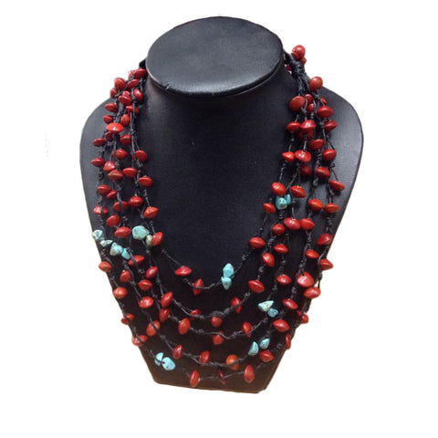 Mala Love Seed Necklace