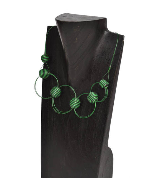 Orbit Necklace - Khmer Creations
