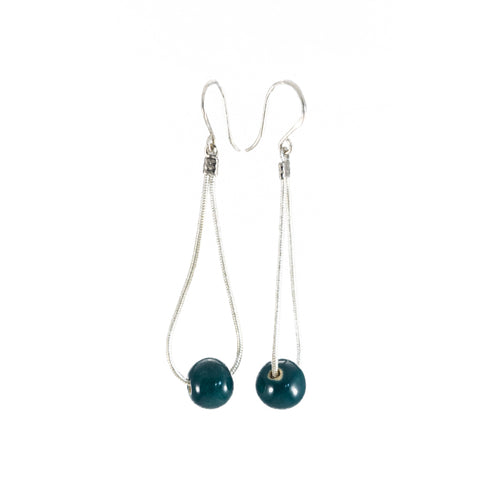 Seripeap Ceramic Bead Earrings