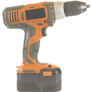 A power drill.