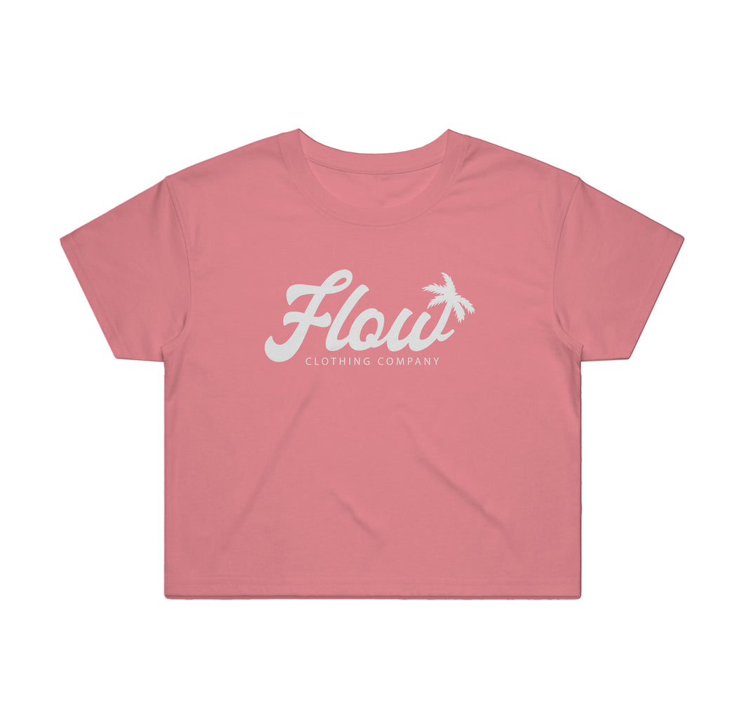 Flamingo Crop-Top
